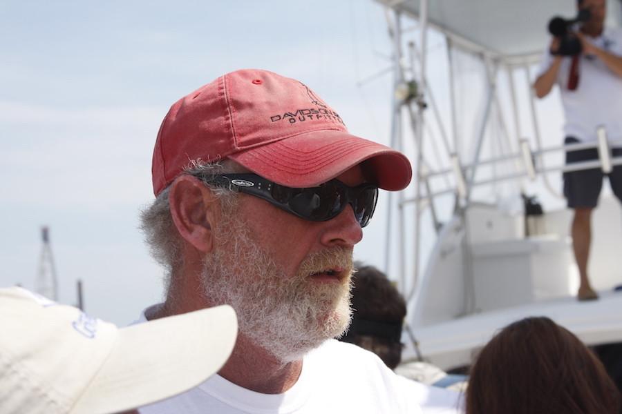 Captain Steve Coulter